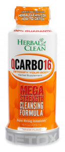 Herbal Clean - Qcarbo16 - Orange