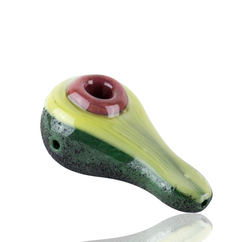 Empire Glassworks - Avocado Pipe