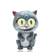 Load image into Gallery viewer, Empire Glassworks - Cheshire Cat Galacticat UV Pipe