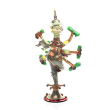 Load image into Gallery viewer, Elbo x JOP x Snic - Pig Ganesh Electroformed Bubbler