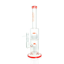 Load image into Gallery viewer, Toro Glass - Mini - 7/13 Contrax - Red Elvis & Orange