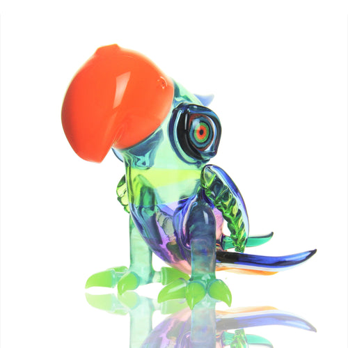 RJ Glass - Macaw bird rig