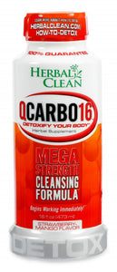 Herbal Clean - Qcarbo16 - Strawberry Mango
