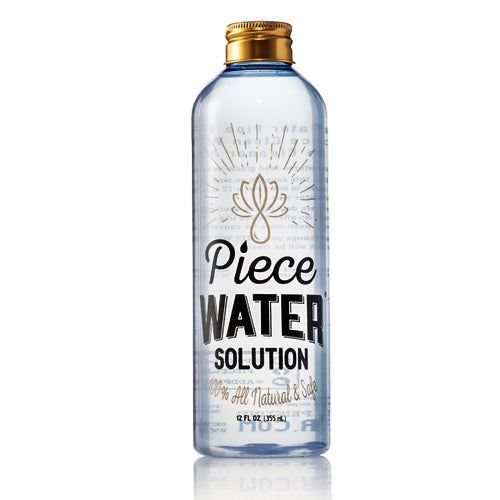 Piece Water All Natural Water Alternative - 12oz