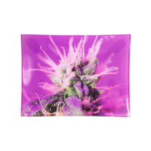 Load image into Gallery viewer, V Syndicate - Small Glass Rolling Tray - Pink Lemonade