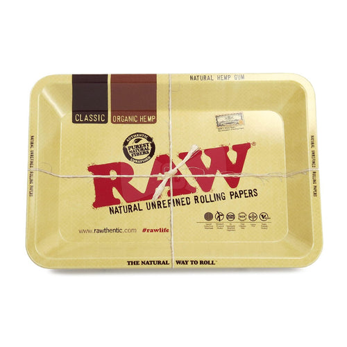 RAW Mini Rolling Tray - Classic