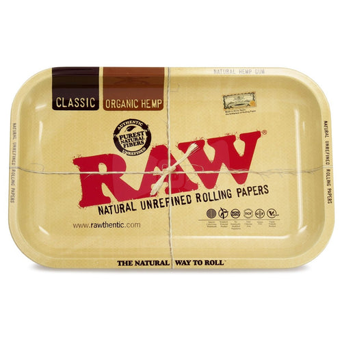 RAW Small Rolling Tray - Classic