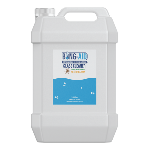 Bong Aid - Glass Cleaner 1 Gallon