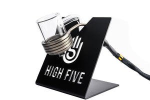 High Five - Micro E-Nail Quartz E Banger Kit