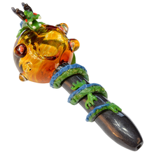 Load image into Gallery viewer, Empire Glassworks - Dragon Sphere Pipe - Large
