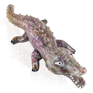 Empire Glassworks - Crocodile Pipe