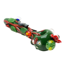 Load image into Gallery viewer, Empire Glassworks - Garden Critters Pipe