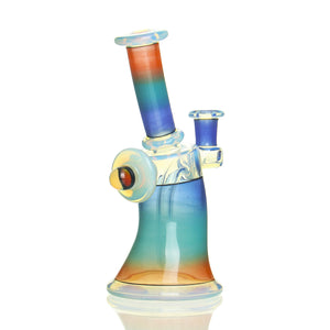 Purdy Glass - Worked Faded Bender - Blue