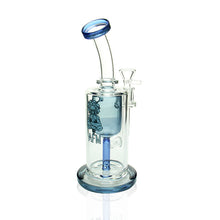 "Load image into Gallery viewer, AFM Glass 9"" Incycler  - Blue"