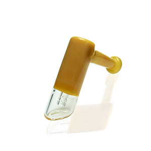 MAV glass - Hammer Bubbler - Butterscotch