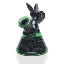 Load image into Gallery viewer, Vibe Glass x Charley Reynolds - UV Bunny Jammer