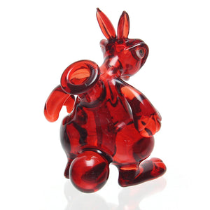 Vibe Glass - Mini Bunny Bubbler