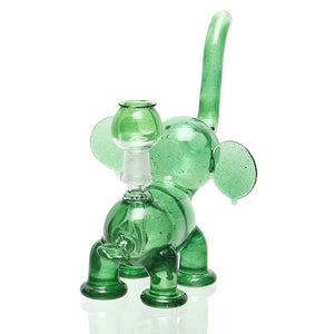 Flame Princess - Elephant Rig - Green Stardust