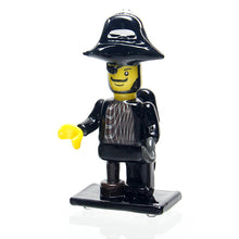 Load image into Gallery viewer, E.F. Norris - Pirate King Lego Bubbler