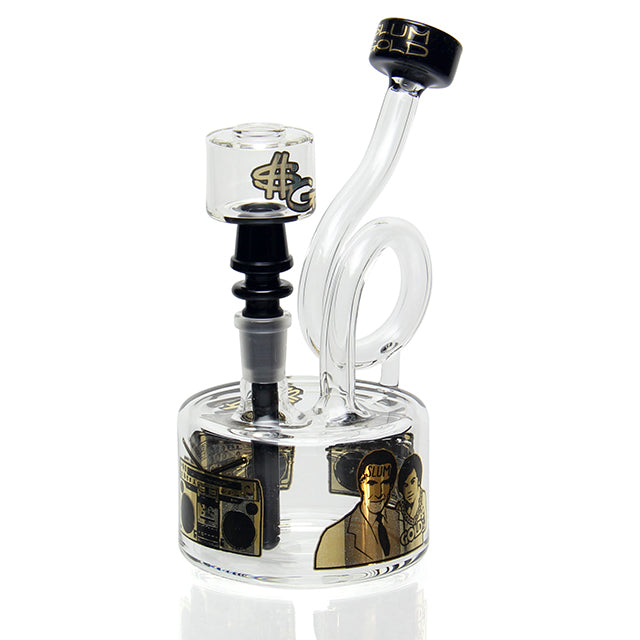 Slum Gold - Squatter Water Slide Bubbler