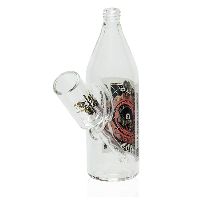 Slum Gold x Ski Mask - Mini 40oz Bubbler