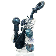 Load image into Gallery viewer, Anodyne Glass - Overload Recycler - Unobtainium