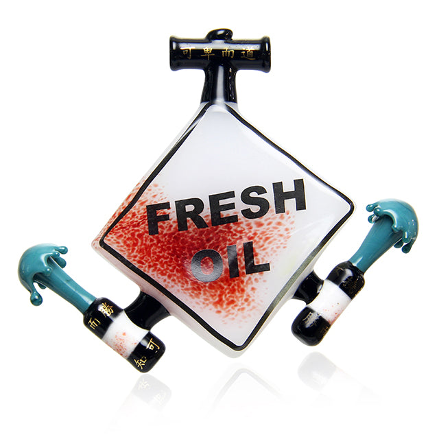 Sokol x Lord - Fresh Oil Pendant