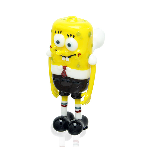 Hendy Glass - SpongeBob Bubbler Rig