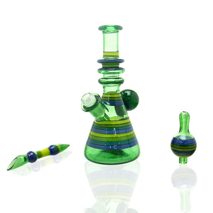 Rone Glass - Marble Mini Tube Set
