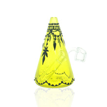 Load image into Gallery viewer, JBD x Mehndi - Yellow Cone