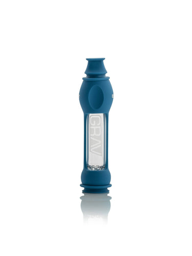 Grav - 16mm Octo-Taster with Silicone Skin - Blue