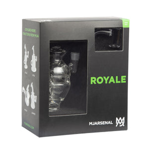 MJ Arsenal - Royale Mini Dab Rig