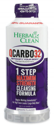 Herbal Clean - Qcarbo32 - Grape