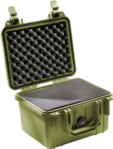 Pelican 1300 Case OD Green