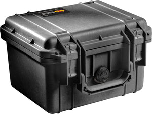Pelican 1300 Case Black