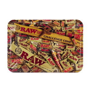 RAW Mini Rolling Tray - Mix Product