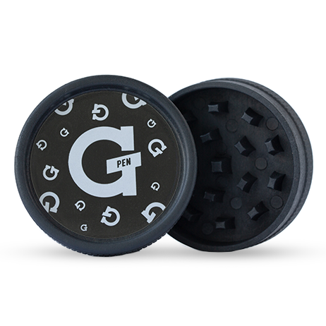 Santa Cruz Shredder x G Pen Hemp Grinder - Black