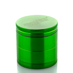 Santa Cruz Shredder - 4 Piece Medium Grinder - Green