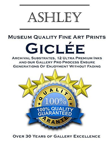 Ashley Framed Prints Giclee