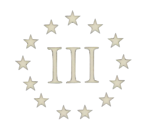 III% - American Patriots Apparel