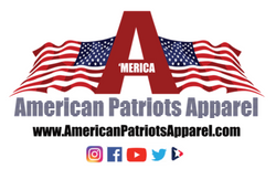 American Patriots Apparel Website & Social Media Logo