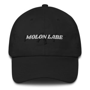 American Patriots Apparel Adjustable Strap Hat Black / OSFA Molon Labe AR-15 Pew Pew Adjustable Strap Hat (7 Variants)