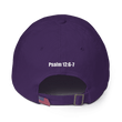 Load image into Gallery viewer, American Patriots Apparel Adjustable Strap Hat KJV Only! (WHITE TEXT) Psalm 12:6-7 (WHITE TEXT) Adjustable Strap Hat (6 Variants)