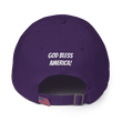 Load image into Gallery viewer, American Patriots Apparel Adjustable Strap Hat Make America Saved Again God Bless America Adjustable Strap Hat (5 Variants)