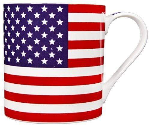 Home Essentials & Beyond Coffee Mug 1 Home Essentials American Flag 16oz Coffee Mug