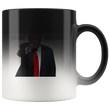 Load image into Gallery viewer, teelaunch Coffee Mug You Are Fake News! Trump 11 oz Color Changing Coffee Mug (2 Variants)