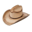 Load image into Gallery viewer, Jason Aldean Cowboy Hat Natural / Flame Burned / Small - 6 7/8 My Kinda Party Cowboy Hat