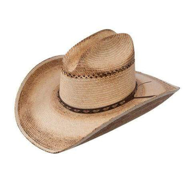 Jason Aldean Cowboy Hat Natural / Flame Burned / Small - 6 7/8 My Kinda Party Cowboy Hat