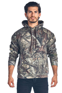 American Patriots Apparel GREEN / LARGE Camo Hunting Hoodie Sweatshirt Sizes S-5XL Camouflage Authentic True Timber