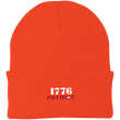 Load image into Gallery viewer, CustomCat Hats Athletic Orange / One Size 1776 Patriot CP90 Knit Cap (16 Variants)